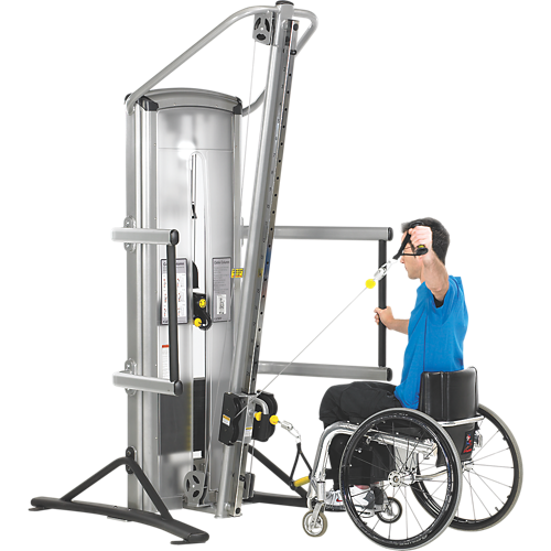 New Accessible Fitness Equipment