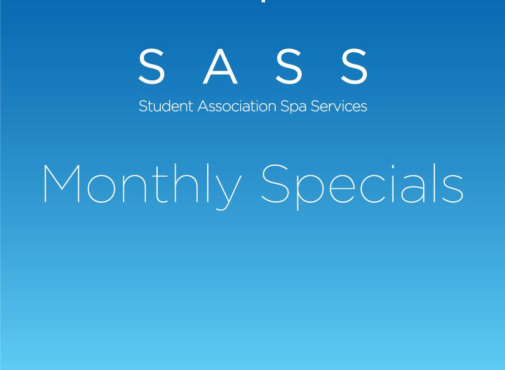 October SASS Specials