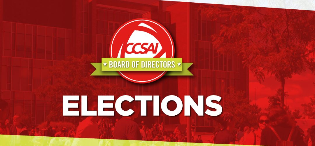 CCSAI Elections – The Results Are In!
