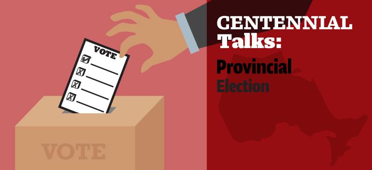 Centennial Talks Elections