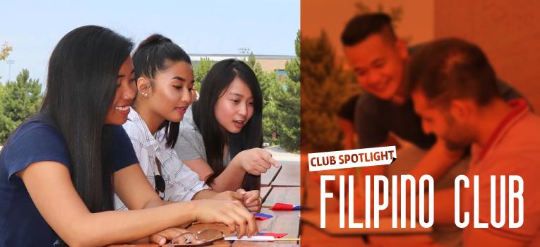 Club Spotlight: Filipino Club