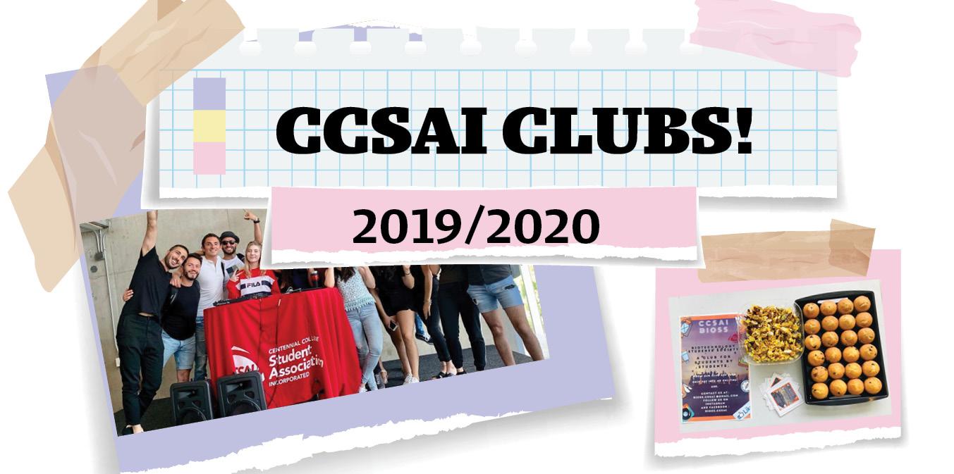 CCSAI Clubs 2019/20