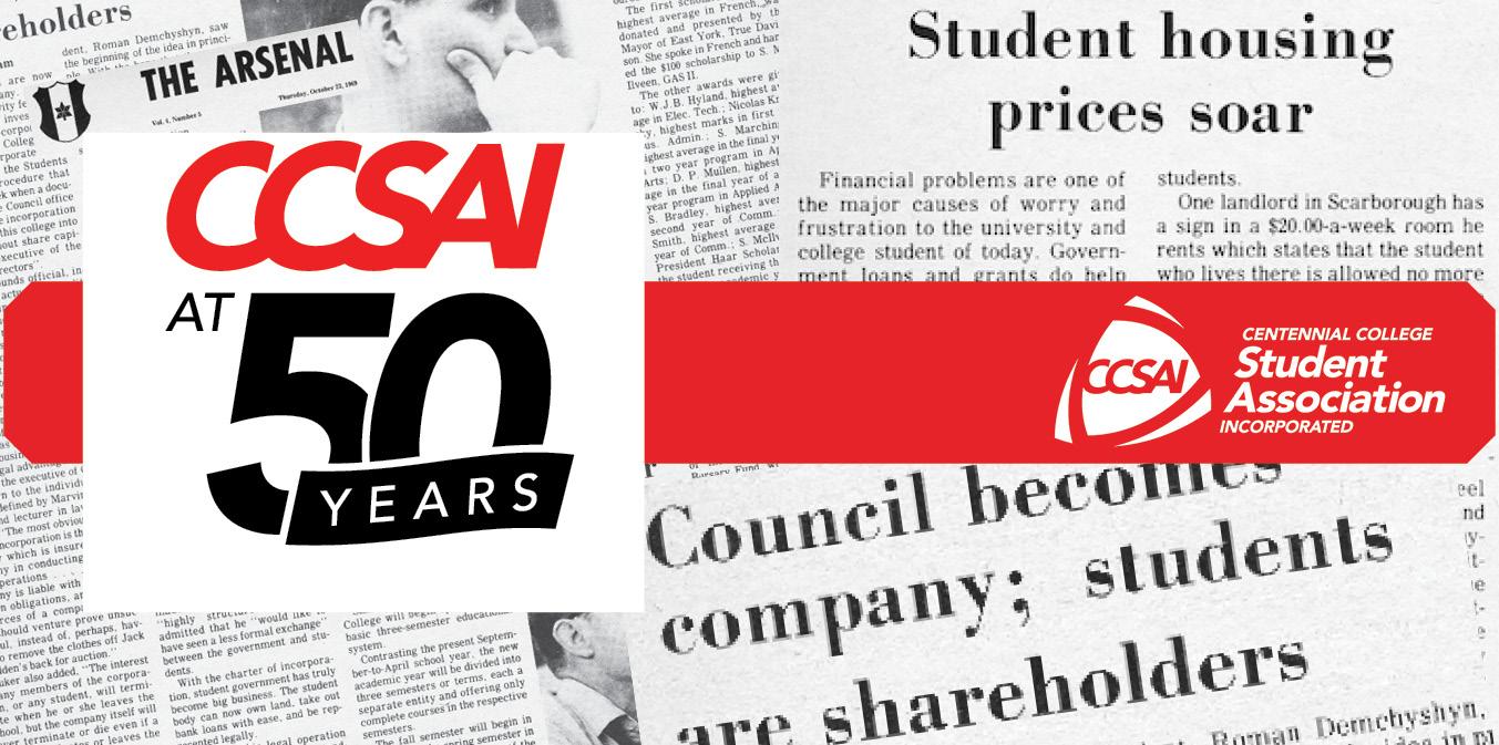 CCSAI at 50 Years