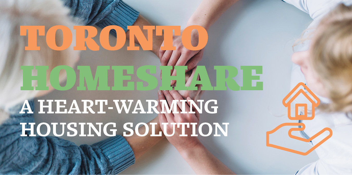Toronto HomeShare a Heart-Warming Housing Solution