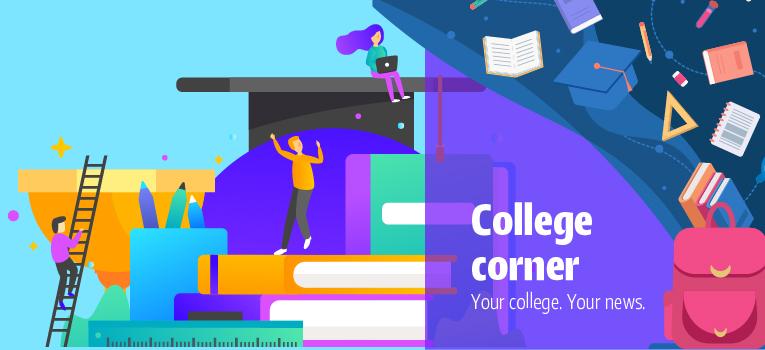 College Corner January