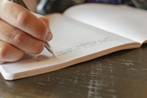 Start A Journal